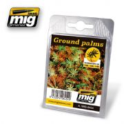 GROUND PALMS<br>A.MIG-8454